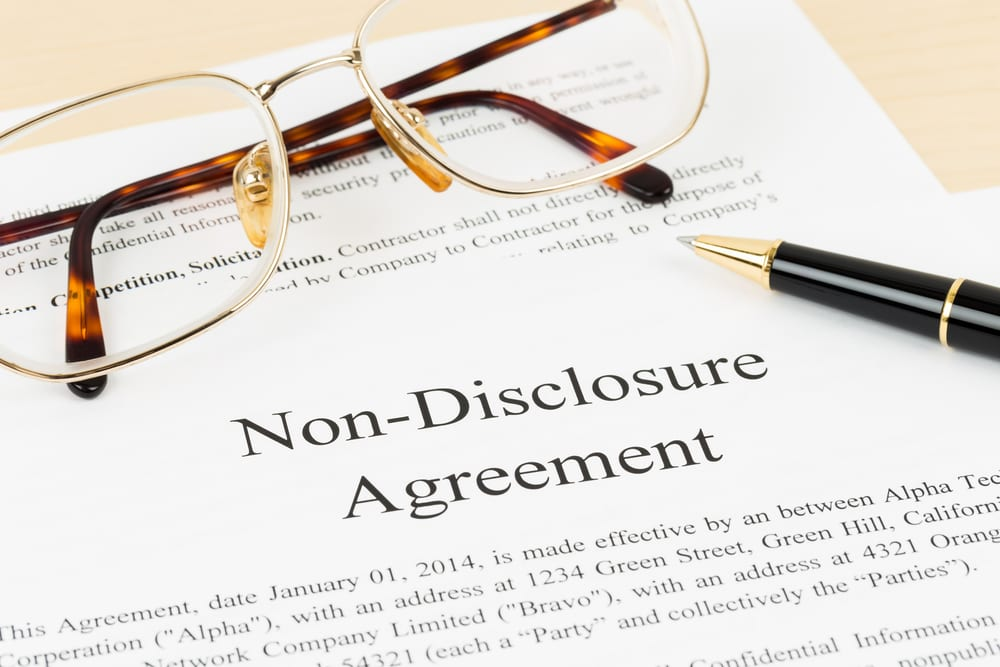 Non Compete And Non Disclosure Agreements Williams Kratcoski Can